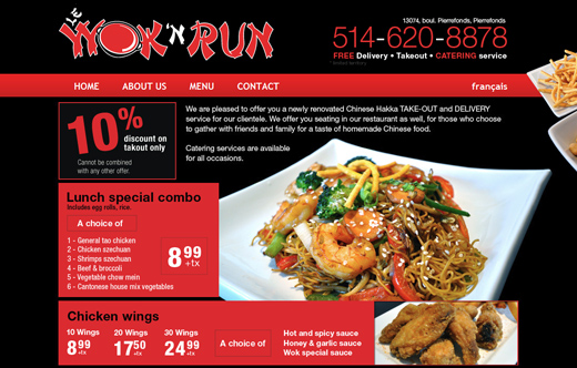 Wok&#039;n Run