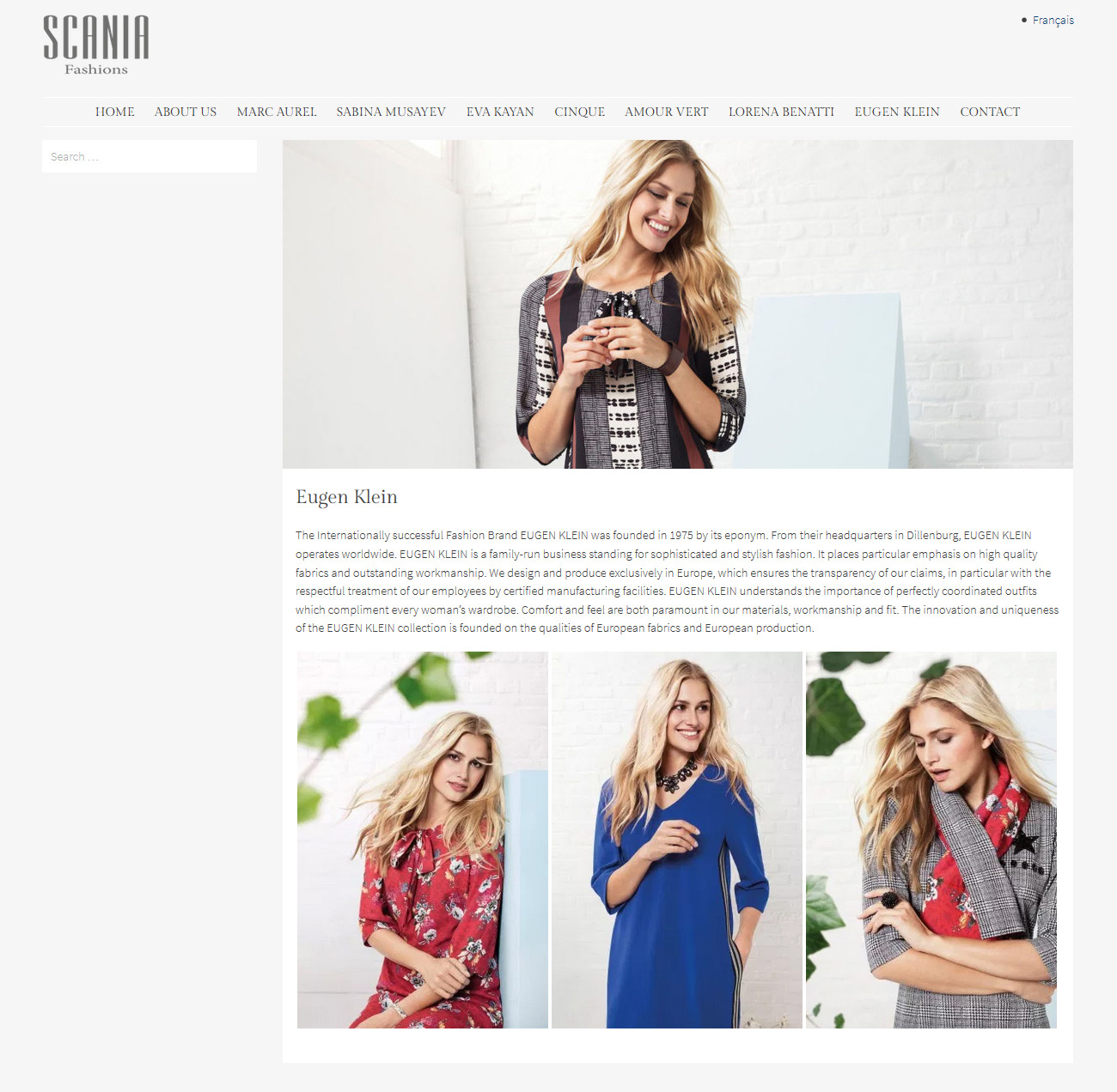 Scania Collection Page